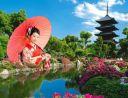 Япония през пролетта